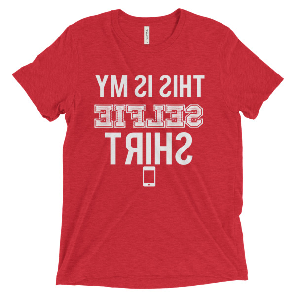 This is my selfie shirt mobile phone funny t shirt