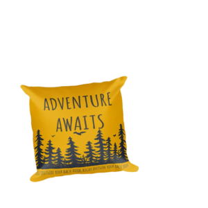 The Adventure Awaits Right outside your back door