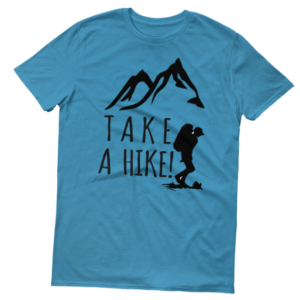 take a hike Adventure Wooden 9 Wooden Nine Clothing
